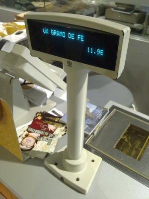 """Manola, """"Comprando fe al peso"""", 2011"""