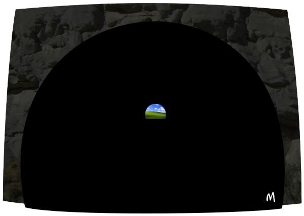 "Llamamename, ""¡Ojo túnel trampa!"", 2011"