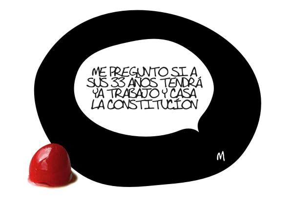 """Llamamename, """"33 Aniversario de la Constitución"""", 2011"""