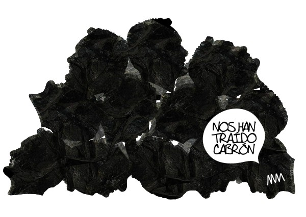 """Llamamename, """"Nos han traido cabrón"""", 2012"""