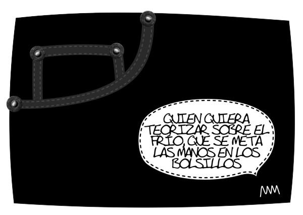 """Manola, """"Con el frío en los bolsillos"""", 2012"""