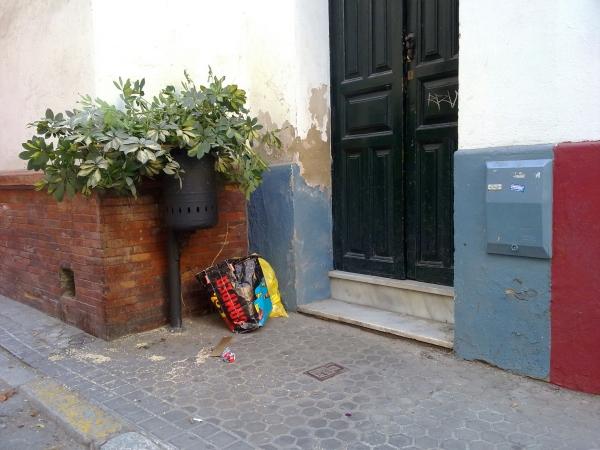 """Manola, """"La basura al campo y el campo a la basura"""", 2012"""