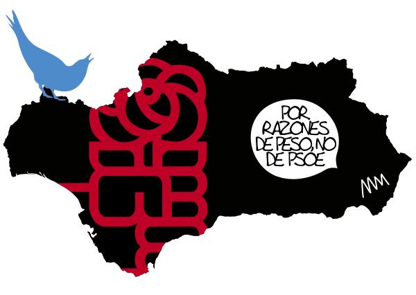 """Manola, """"Elecciones Autonómicas Andaluzas"""", 2012"""