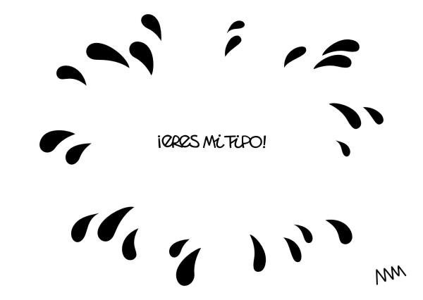 """Manola, """"Eres mi tipo"""", 2012"""